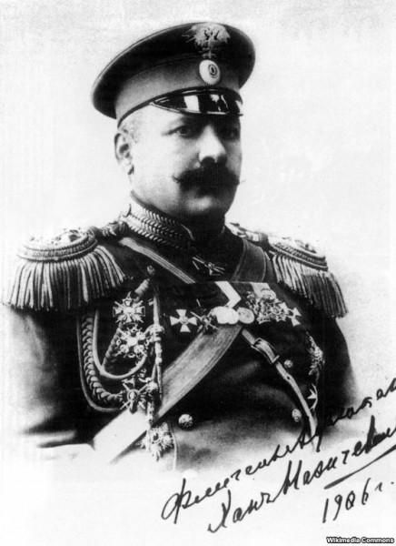 General Naxçıvanskinin Sankt-Peterburqda heykəli qoyulacaq