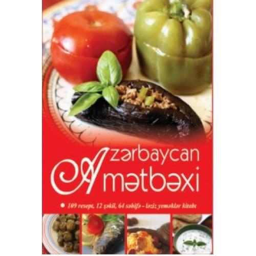 """""""Azərbaycan mətbəxi"""" kitabı beynəlxalq mükafata layiq görülüb"""