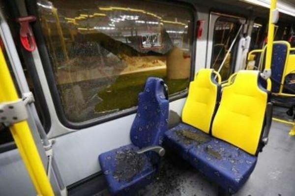 Baş Prokurorluq: Sumqayıtda marşrut avtobusuna daş atılıb