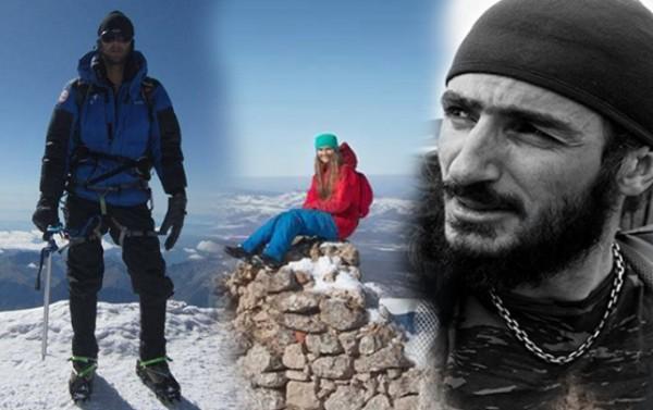 İtkin alpinistlərlə bağlı cinayət işi açıldı - Rəsmi