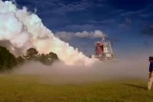 NASA süni buludla yağış yağdırır