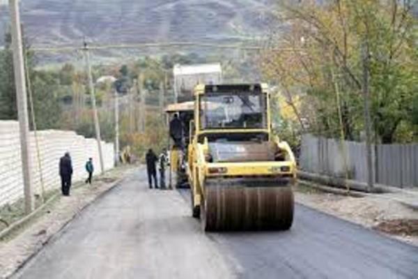 Bu rayonun avtomobil yolları yenidən tikilir-SƏRƏNCAM
