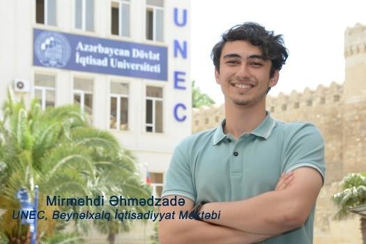 QDİƏT-in beynəlxalq elmi müsabiqəsində qalib olan yeganə azərbaycanlı