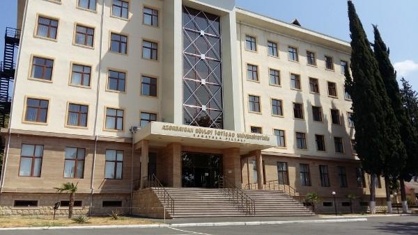 UNEC-in Zaqatala filialında təhsil haqları azaldılıb