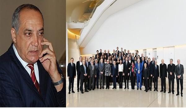 Rasim Balayev prezidentlə görüşə dəvət olunmamasından danışdı