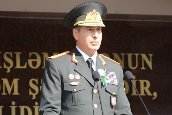 Vilayət Eyvazov qazi atasını vəzifəyə təyin etdi