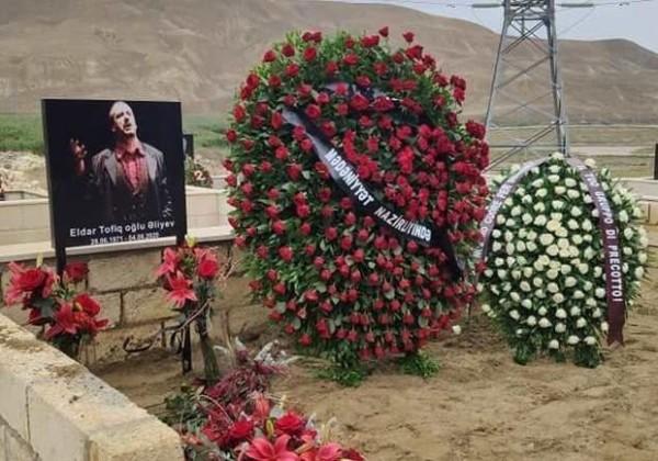 İtaliyada vəfat etmiş dünya şöhrətli azərbaycanlı vokalçı Bakıda dəfn olundu