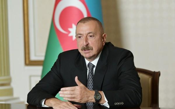 """Prezident:  """"Vətən müharibəsində Azərbaycan Silahlı Qüvvələrində fərari olmayıb"""""""