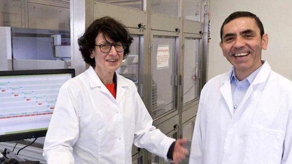 COVID-19 vaksinini hazırlayan Almaniya şirkətinin sahibləri türkdür