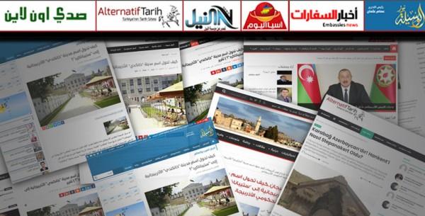 """""""Xankəndi necə Stepanakert oldu"""" xarici KİV-də"""