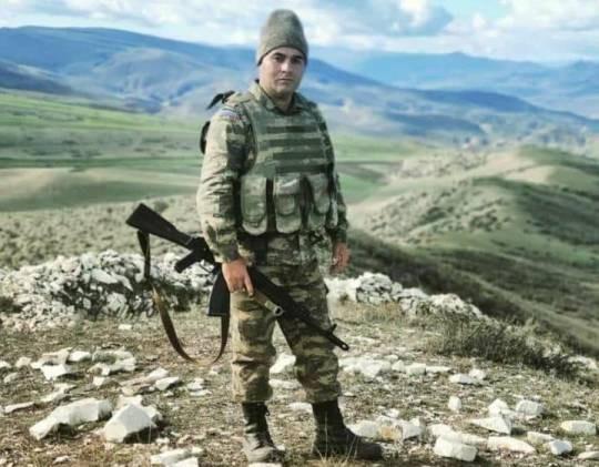 """""""Müharibəyə qatılmağım vicdan borcum idi"""" - Vaqif Əsədovun kəşfiyyatçı oğlu"""