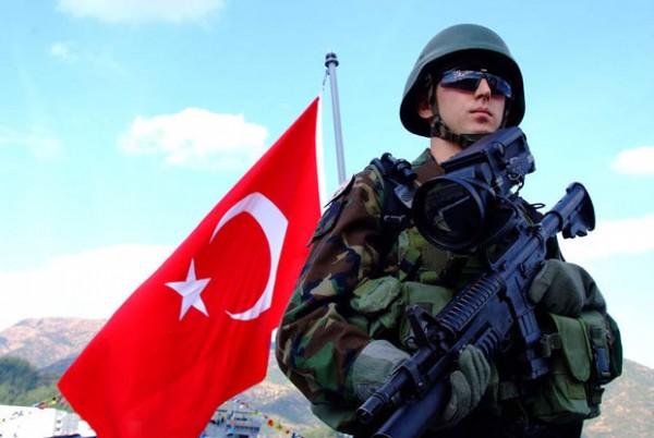 Türkiyə xüsusi təyinatlıları Suriyada terrorçuları məhv edib
