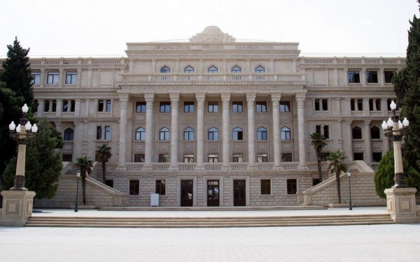 Azərbaycan Texniki Universitetinə yeni prorektor təyin olundu