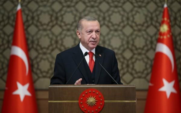 """""""Dünyanın taleyi bir ovuc ölkənin ümidinə buraxıla bilməz...""""- Türkiyə lideri- VİDEO"""