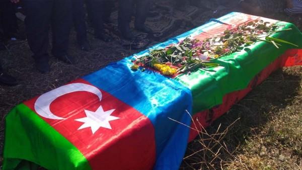 Azərbaycan Ordusunun itkin düşən əsgərinin nəşi tapılıb -  FOTO