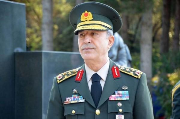 Hulusi Akar ABŞ-ı PKK/YPG-yə dəstək verməkdə ittiham etdi