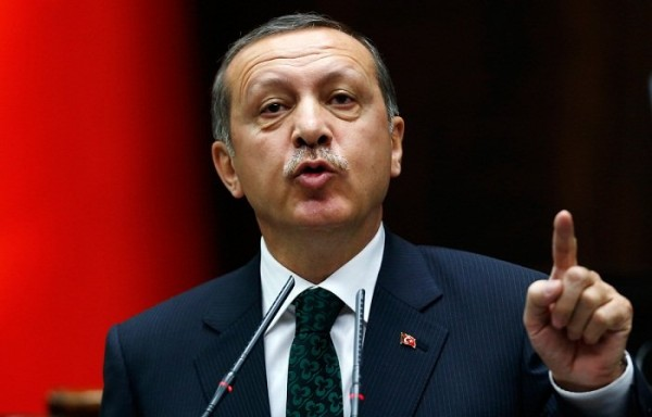 Ankaraya qarşı bütün mümkün metodlardan istifadə olunur - Ərdoğan