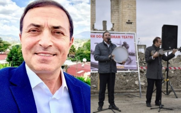 """""""O xarabalıq dünyanın ən böyük səhnələrindən üstündür"""" - Video"""