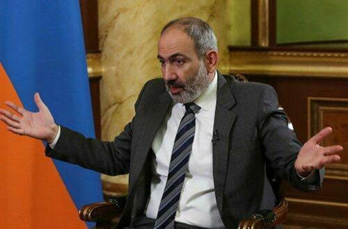 Paşinyan Azərbaycanla yolları açmağa çağırış etdi