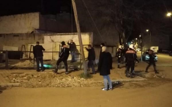 Türkiyə ərazisi Suriyadan raket atəşinə tutulub