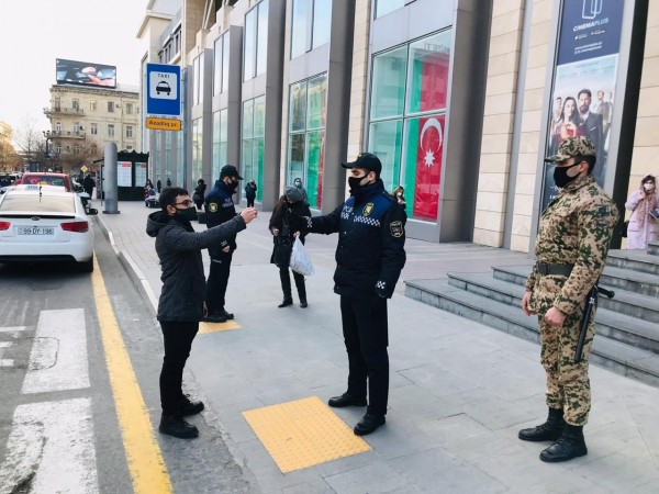 Azərbaycanda xüsusi karantin rejimi uzadıldı - QƏRAR