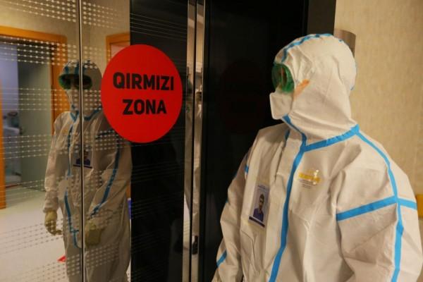 Azərbaycanda koronavirusa yoluxanların sayı min nəfəri keçdi