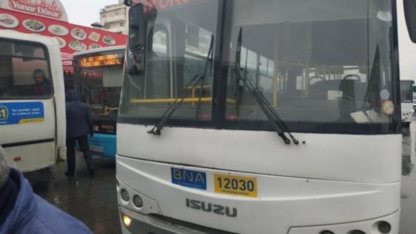 Bakıya bu avtobusların gətirilməsi qadağan olunur - RƏSMİ