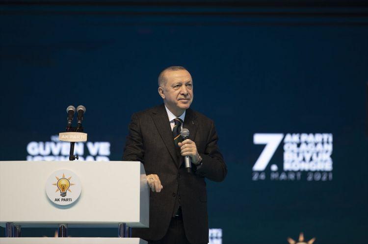 """""""Azərbaycan Ordusunun qəhrəmanlığı ilə işğala son qoyuldu"""" - Ərdoğan"""