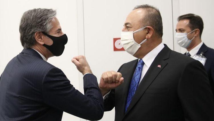 """""""ABŞ-a S-400 məsələsinin bizim üçün bitdiyini söylədik"""" -  Çavuşoğlu"""