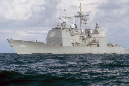 Rusiyanın ən güclü 5 hərbi gəmisi