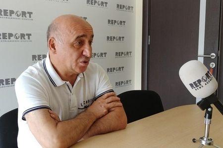 """Şahin Diniyev: """"Portuqaliyaya qarşı başqa cür oynamaq mümkün deyildi"""""""