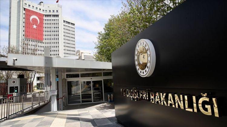 Türkiyə XİN Azərbaycanla bağlı bəyanat yaydı: aprelin 1-dən...