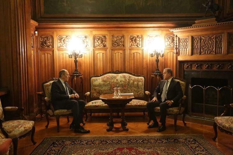 Rusiya və Azərbaycan XİN başçılarının görüşünün vaxtı dəyişib