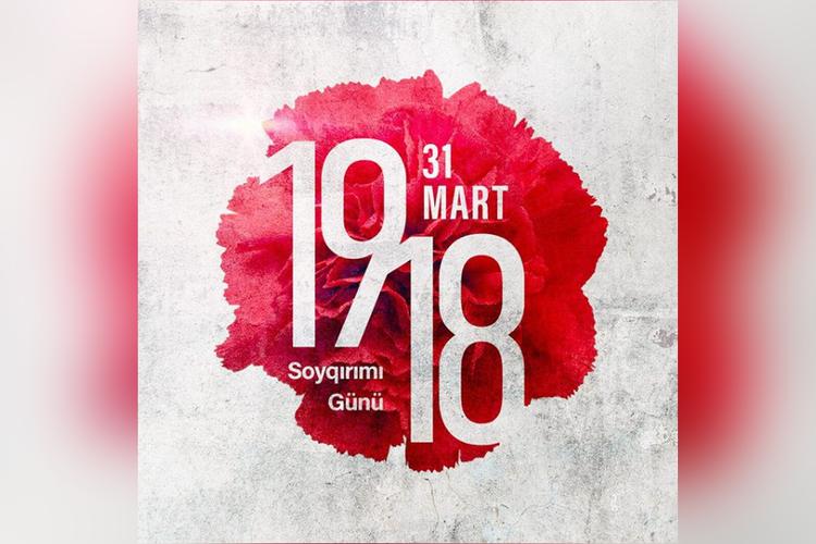 Mehriban Əliyeva Azərbaycanlıların Soyqırımı Günü ilə bağlı paylaşım edib