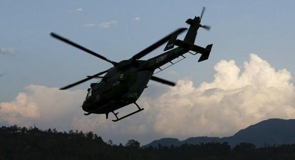 Türkiyədə hərbi helikopter qəzaya uğrayıb - ölən və yaralananlar var