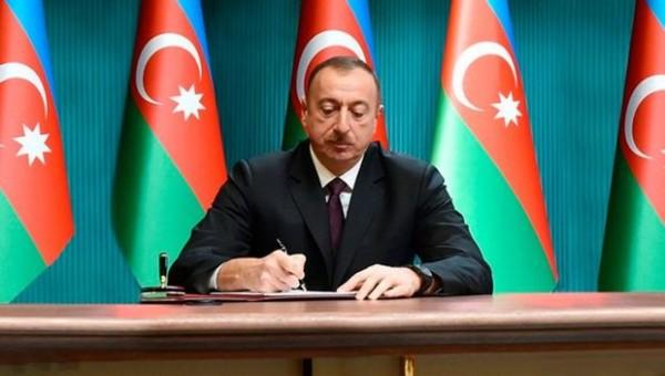 İlham Əliyev İstanbulda imzalanan protokolu təsdiqlədi - FƏRMAN