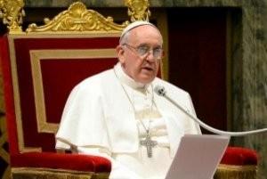 Roma Papasından qadınlarla bağlı ÇAĞIRIŞ