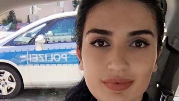 Almaniyada polis işləyən azərbaycanlı qızın həyatı