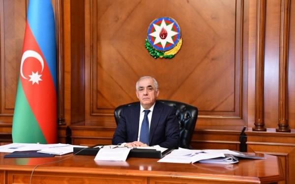 Ermənistanın Azərbaycana vurduğu ziyanın qiymətləndirilməsi üzrə Komissiyanın iclası keçirildi