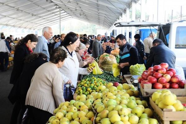 """Bakı və Abşeronda """"Kənddən Şəhərə"""" Novruz yarmarkaları keçiriləcək"""