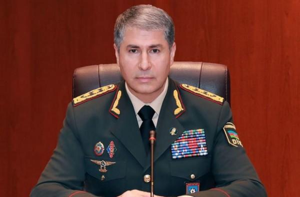 Vilayət Eyvazov polis leytenantın vəzifəsini artırdı