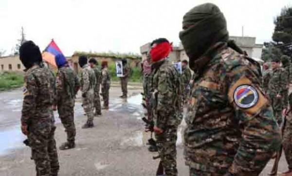 Ermənistanda daşnakların hərbi təlimlərə çağırılması təklif edilir