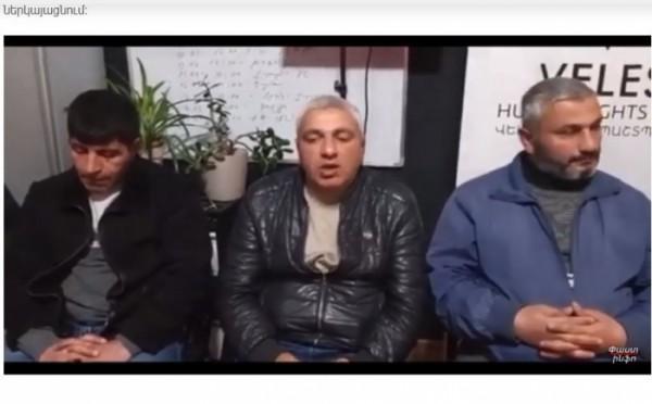 """""""Hadruta göndərilən 76 nəfərdən biri də sağ qalmadı"""" - Erməni əsgər atası"""