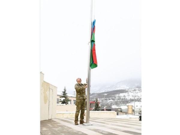 Prezident: Azərbaycan Ordusu heç vaxt mülki əhaliyə qarşı müharibə aparmamışdır