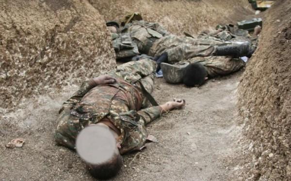Qarabağda daha 3 erməninin meyiti tapıldı