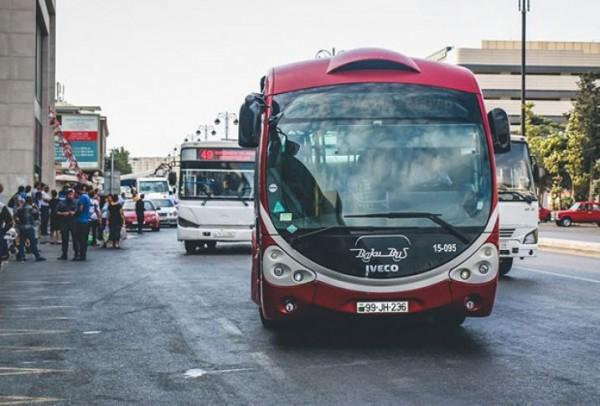 Marşrut avtobusları 9 gün işləməyəcək? - RƏSMİ AÇIQLAMA