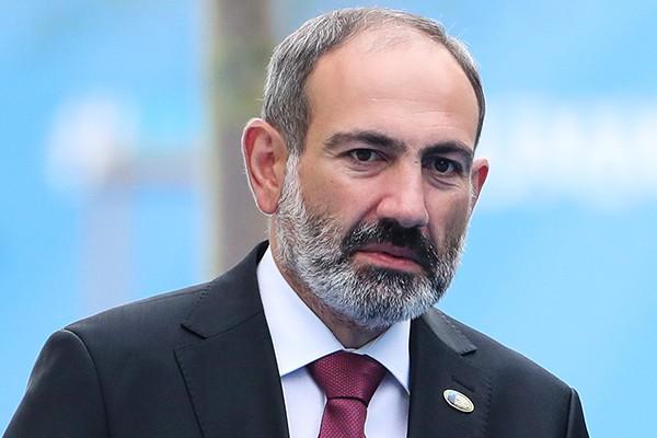 """Paşinyan """"Samo"""" ləqəbli canini Xankəndiyə göndərir"""