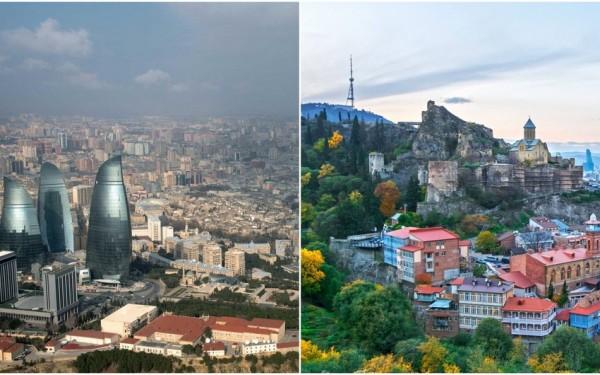 Bakı Tbilisi ilə qardaşlaşacaq