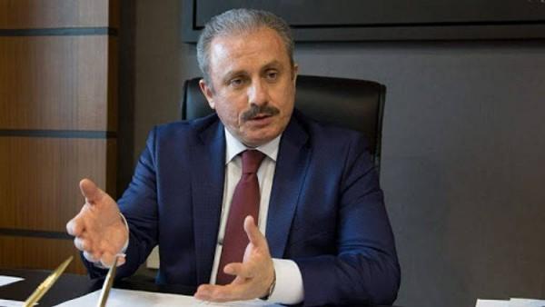 """Mustafa Şəntop: """"Azərbaycana verdiyimiz şərtsiz dəstək bütün dünyanın diqqətini çəkib"""""""