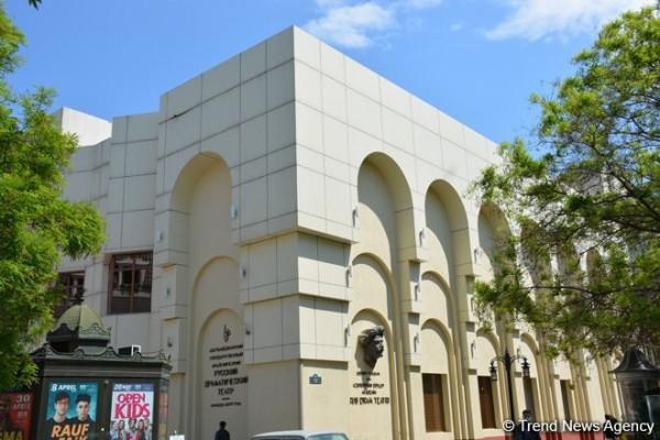 Azərbaycan Dövlət Rus Dram Teatrının əməkdaşları təltif edildi - SİYAHI